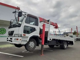 UDトラックス コンドル クレーン車 セルフ 4段ラジコン 積載2.2t 荷台内寸L766W247H289