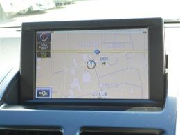 地デジ放送対応の純正SDナビゲーションを装備しています