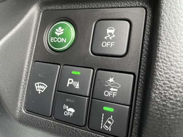 安全運転支援システム Honda SENSING付きです。常にシステムで周囲の状況を認識し、ドライバーをサポートします!!