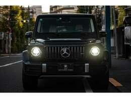 マルチビームLEDヘッドライトはハイビームアシスト機能もございますので夜間の走行も安心です