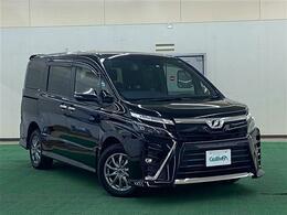 トヨタ ヴォクシー 2.0 ZS 煌 4WD 1オーナー ビッグX セーフティセンス