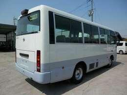 H18 ニッサン シビリアン マイクロバス 26人乗り 走行93300km