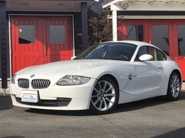 BMW Z4クーペ 3.0si 左H ベージュ革 ワンオーナー