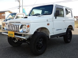 スズキ ジムニー 660 ランドベンチャー 4WD ETC パワステ 4WD