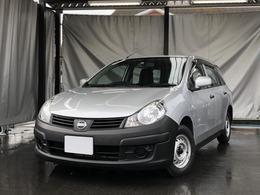 日産 AD 1.5 DX 1オナ車キーレスPウインドタイヤ4本新品