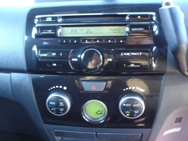 現在CDコンポですが、車両販売時にはナビ・カメラ・ドラレコなど格安にて、販売・取付しております。