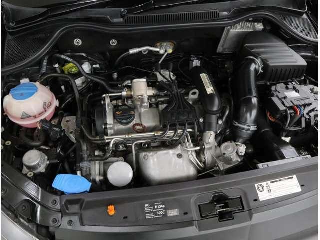 7速DSGミッションとの組み合わせにより、滑らかな加速を体感できる1.2L直4ターボエンジン。従来モデルより20psアップしつつ、20.0km/Lの燃費を発揮します。※カタログ値