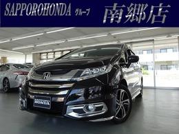ホンダ オデッセイ 2.4 アブソルート X ホンダ センシング 4WD 衝突軽減 レーンアシスト フルセグ LED
