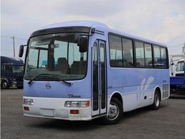 日野自動車 リエッセ 29人乗り マイクロバス 観光仕様 自動折り戸 リアエアサス