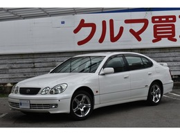 トヨタ アリスト 3.0 V300ベルテックスエディション 1オーナー 禁煙 フルオリジナル 黒革シート