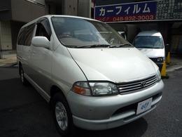 トヨタ グランビア 3.4 Qデュアルスライドドア 4WD サンルーフ キャプテンシート