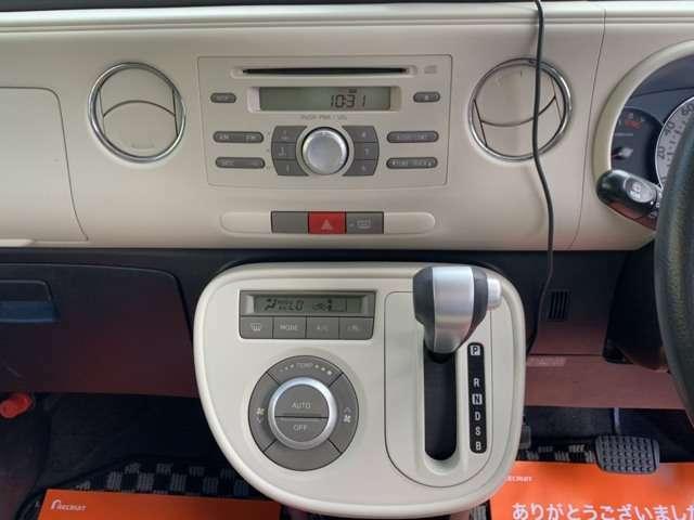 オーディオ CD ラジオ オートエアコン