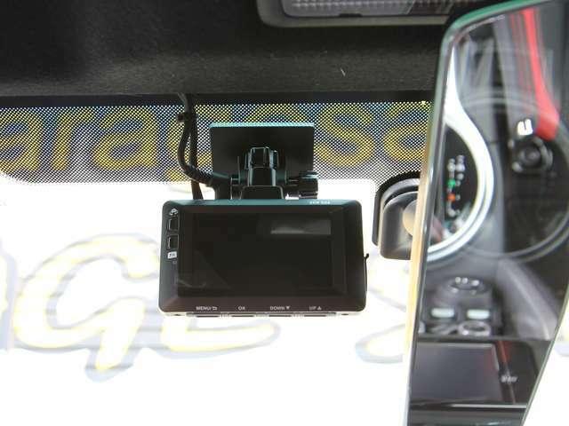 コムテック 前後2カメラ ドライブレコーダー[ZDR026/前後370万画素 WQHDノイズ対策済 夜間画像補正 LED信号対応 専用microSD(16GB)付 SONY製CMOSセンサー搭載 Gセンサー GPS]付!!