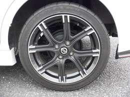 専用タイヤ ブリヂストン POTENZA RE-11(205/45R16 87V)& 16インチアルミホイール(16×7J)