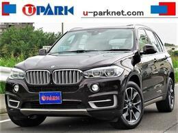 BMW X5 xドライブ 35d xライン 4WD ベージュ革 SR インテリS LED NewiDrive