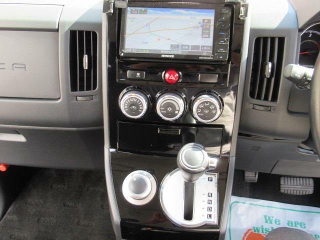社外メモリーナビ オートエアコン リアエアコン ロックモード付4WD