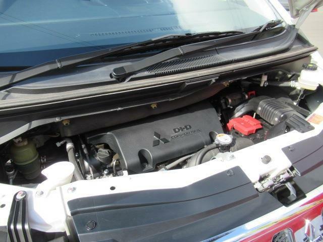 ■ 機関 ■ エンジン内部洗浄で燃費向上、パワー回復!エンジンリフレッシュ!! 地球にもお財布にも優しいおすすめのオプションです。
