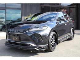 トヨタ ハリアー 2.0 Z ZEUS新車コンプリートカー車高調バージョン