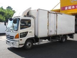 日野自動車 レンジャープロ 4t 冷蔵冷凍車 ベッドレス 横ドア付 PB-FC7JKFA