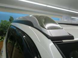 【ハイパールーフレール】SUVをよりSUVらしく!見た目の満足度も上がるアイテムが装備されています!