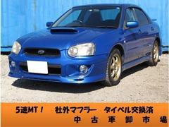 スバル インプレッサ の中古車 2.0 WRX 4WD 千葉県白井市 33.0万円