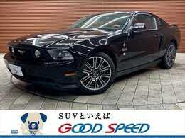フォード マスタング V8 GT クーペ グラスルーフ レッドホット サイバーナビTV 赤レザーシート ETC