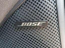 ●BOSEサウンド装備!一度その高音質をご体感ください!