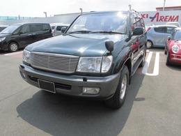 トヨタ ランドクルーザー100 4.7 VXリミテッド Gセレクション 4WD 8人乗り・純正サンルーフ装備