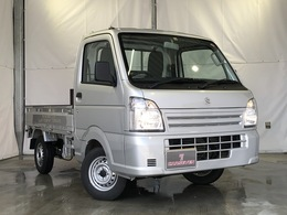 スズキ キャリイ 660 KC パワステ 農繁仕様 3方開 4WD ゲートプロテクター/デフロック/作業灯