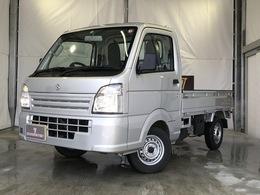 ボディタイプは軽トラックの2ドア2人乗り、駆動方式はパートタイム4WDになります。