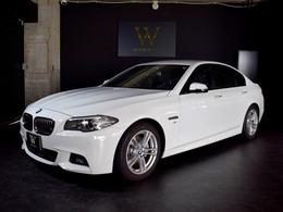 BMW 5シリーズ 523i Mスポーツ 1オーナ/ACC/地デジ/Dアシスト/18inAW