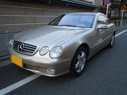 メルセデス・ベンツ CLクラス CL500 上品センス 外装ゴールド内装ベージュ革