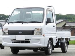 スバル サンバートラック 660 TC スーパーチャージャー 三方開 4WD 5MT/エアコン/パワステ/エクストラロー付