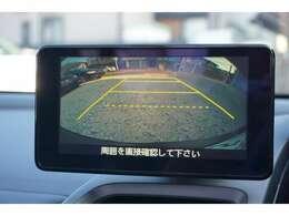 ★【センターディスプレイ】駐車時も安心バックモニター装備!!★
