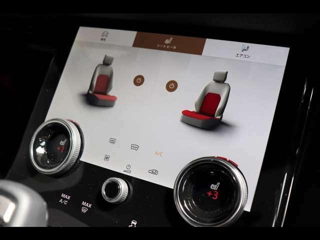 フロントシートには10way電動調整シート、そしてシートヒーターをオプション装備しております!(メーカーオプション参考価格¥58,000-.)