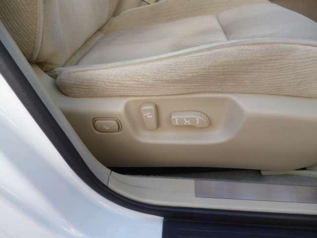 ☆運転席、助手席、電動シートです☆