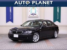 BMW 7シリーズ 740i SR ベージュ革S コンフォートP 左H