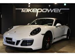 ポルシェ 911 タルガ4 GTS PDK GTSインテリア カーボンインテリア