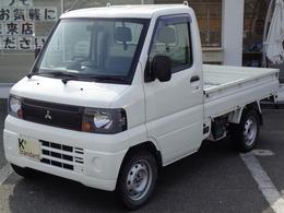 三菱 ミニキャブトラック 660 Vタイプ エアコン付 4WD 1オーナー 5MT 4WD エアコン パワステ