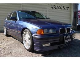 BMWアルピナ B3 3.0/1 リムジン 5MT換装