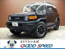 トヨタ FJクルーザー 4.0 ブラックカラーパッケージ 4WD 純正HDDナビTV 1オーナー ETC 4WD