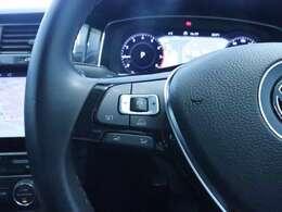 アダプティブクルーズコントロール(全車速追従機能付)は30-160km/hまで設定可能で、クルーズコントロールにレーダーセンサーを組み合わせたシステムとなります。長距離走行時などでの疲労を低減させます!