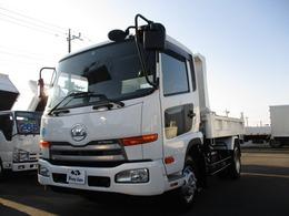 UDトラックス コンドル ダンプ 最大積載3450kg 車両総重量7995kg コボレーン付