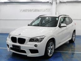 BMW X1 sドライブ 18i Mスポーツ 黒本革/ナビTV/Mスポーツ18アルミ