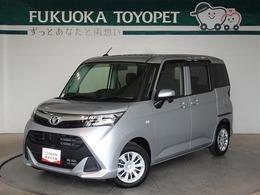 トヨタ タンク 1.0 X メモリーナビ ワンセグ