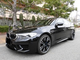 BMW M5 4.4 4WD コンフォートPKG B&Wサウンド