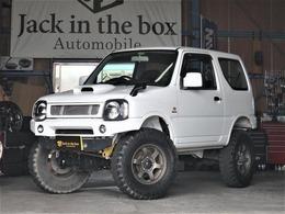 スズキ ジムニー 660 XG 4WD リフトアップ 社外アルミ 5速MT ターボ