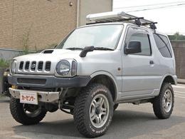 スズキ ジムニー 660 XL 4WD リフトアップ 社外マフラー アルミホイール