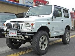 スズキ ジムニー 660 ランドベンチャー 4WD 追加メーター/背面タイヤ/フロア5速MT