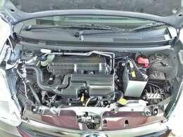 【エンジン】是非、実際にエンジンをかけてみてください!きっと走り出したくなります!